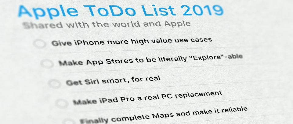 Apple ToDo List 2019 - TheKeptPromise Secrets